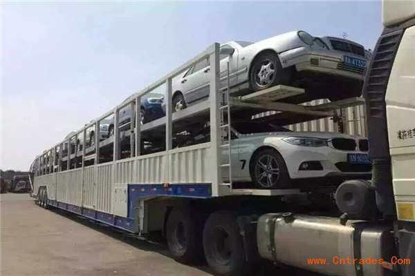 轿车托运装车如何保证安全